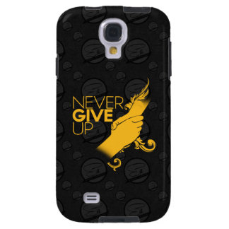 Never Give Up Samsung Galaxy S4 Case