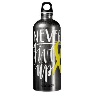 NEVER GIVE UP Traveller (1.0L), Smoked Pearl SIGG Traveller 1.0L Water Bottle