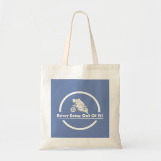 Never Grow Out of It Tote Bag