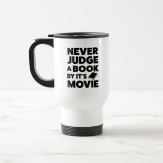Never judge a book by its movie coffee mug