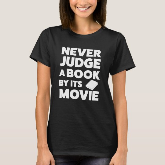 never judge a book by its