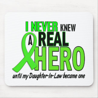 Never Knew A Hero 2 LIME (Daughter-In-Law) Mouse Pad