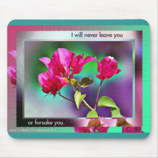 Never Leave You Mouse Pad