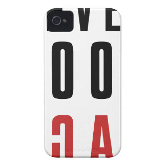 Never Look Back iPhone 4 Case-Mate Cases