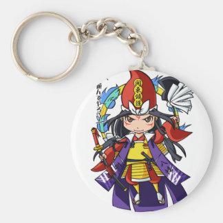 Never lord English story Shinjuku Gyoen Tokyo Key Ring