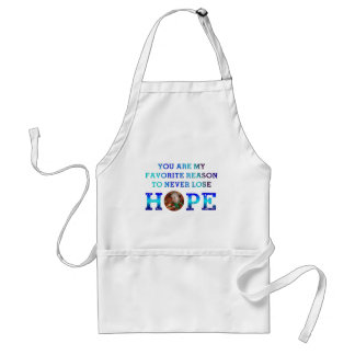 Never Lose Hope - Ford Standard Apron