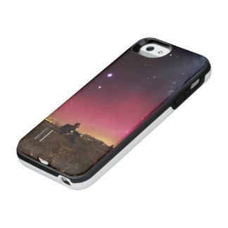 Never Lose Your Wonder Fractalscape iPhone SE/5/5s Battery Case