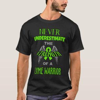 Never...Lyme T-Shirt