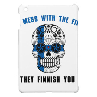 never mess with a fine sh cover for the iPad mini