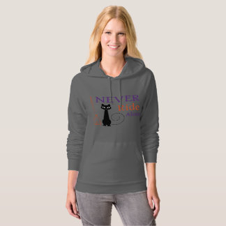 Never Rode Alone Hoodie