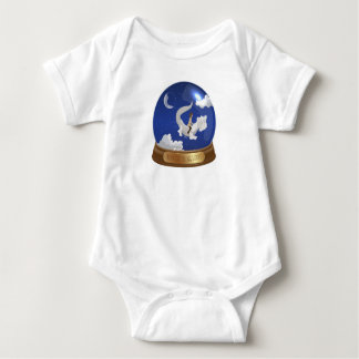 Never Stop Telling Stories Baby Bodysuit