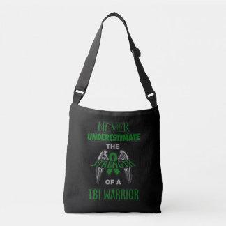 Never...TBI Warrior Crossbody Bag