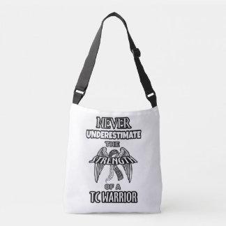 NEVER...TC Warrior Crossbody Bag