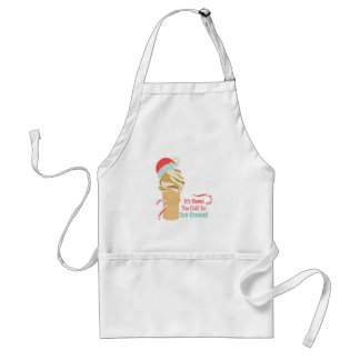 Never Too Cold Standard Apron