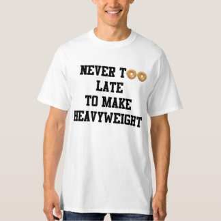 Never too Late to Make Heavyweight, Men T-Shirt