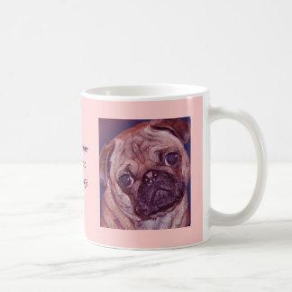 """""""Never Too Many Pugs"""" Mug"""