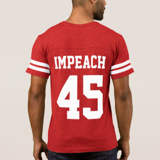 Never Trump Impeach 45 T-Shirt