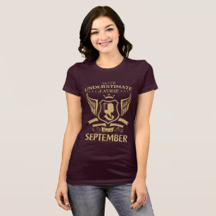 604ed481 Born September Clothing - Apparel, Shoes & More | Zazzle AU
