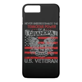 Never underestimate Grandpa iPhone 7 Plus Case