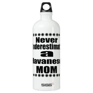 Never Underestimate Havanese Mom SIGG Traveller 1.0L Water Bottle