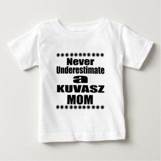 Never Underestimate KUVASZ Mom Baby T-Shirt