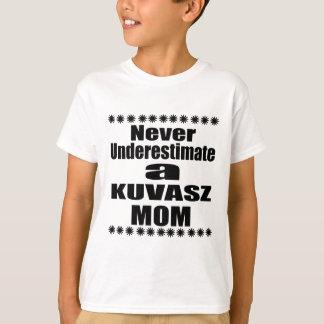Never Underestimate KUVASZ Mom T-Shirt
