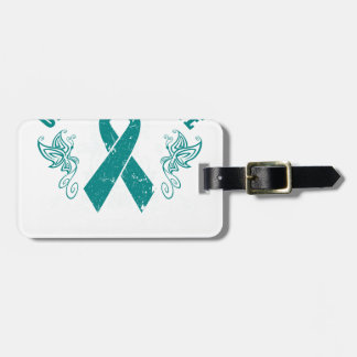 Never Underestimate The Strength Of Thyroid Cancer Luggage Tag