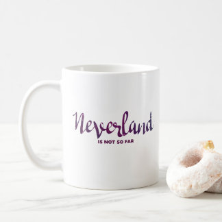 Neverland is not under Officers' Club of Coffee Mug