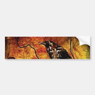 Nevermore Bumper Sticker
