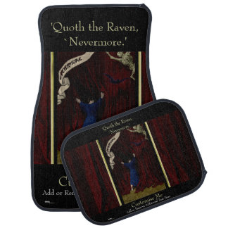 Nevermore... Car Mat