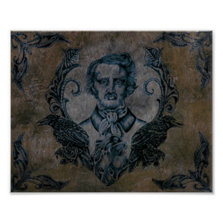 Nevermore dark print
