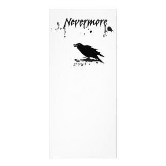 Nevermore Full Color Rack Card