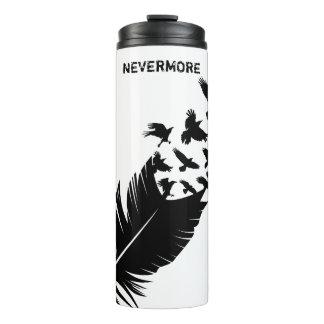 Nevermore, Raven Thermal Tumbler