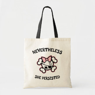 Nevertheless, Arr Tote Bag
