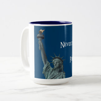 Nevertheless, she persisted Liberty mug