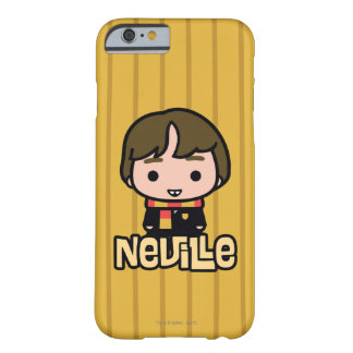 Neville Longbottom Cartoon Character Art Barely There iPhone 6 Case