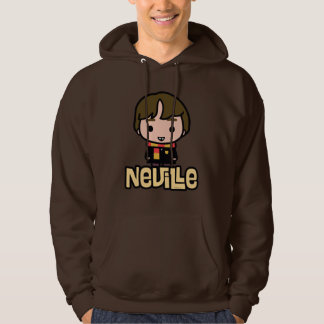 Neville Longbottom Cartoon Character Art Hoodie