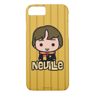 Neville Longbottom Cartoon Character Art iPhone 8/7 Case