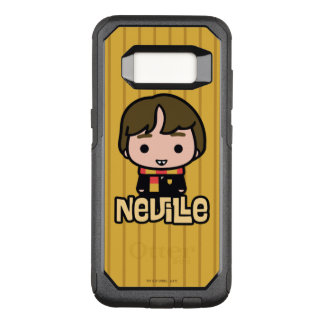 Neville Longbottom Cartoon Character Art OtterBox Commuter Samsung Galaxy S8 Case
