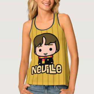 Neville Longbottom Cartoon Character Art Singlet