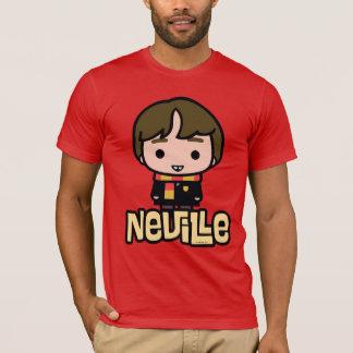 Neville Longbottom Cartoon Character Art T-Shirt