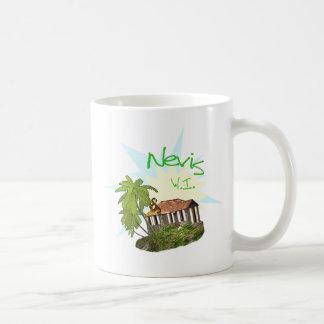 Nevis Island Coffee Mug