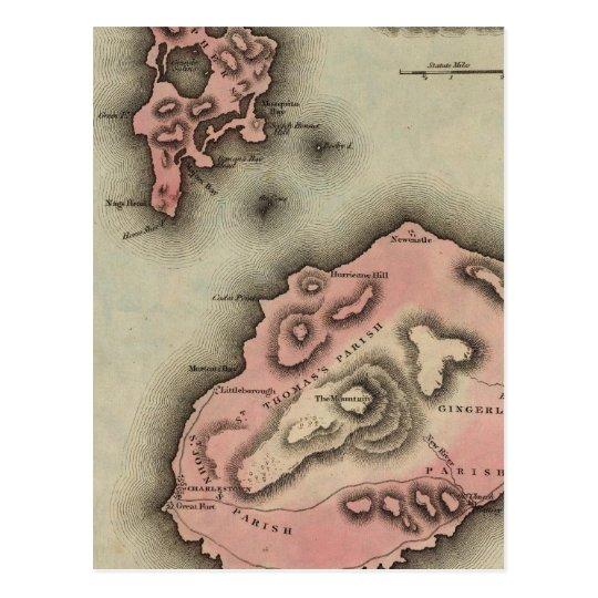 Nevis Postcard