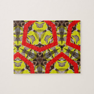 New abstract pattern puzzles