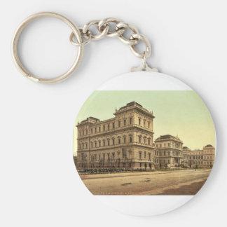 New Academy of Fine Arts, Munich, Bavaria, Germany Keychains