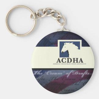 New ACDHA logo Key Ring