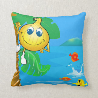 New Adventure pillow of sweety