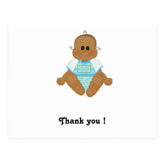 New African American Baby Gifts & Invites Postcard