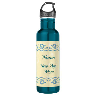 New Age Mom personalised 710 Ml Water Bottle