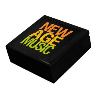 New Age Music gift box